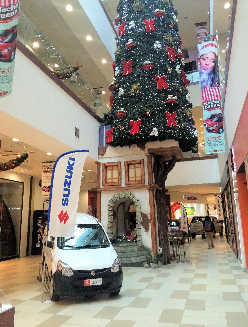 Mall Portal Centro Da Inicio A La Navidad Sorteando 2 Autos 0