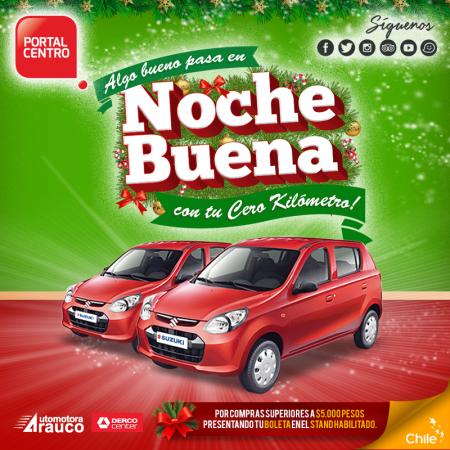 Viene La Navidad Y Con Ella 2 Autos Cero Kilometros Mall Portal